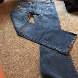 American Eagle Outfitters Jeans - American Eagle artist size 4 short/court jeans
